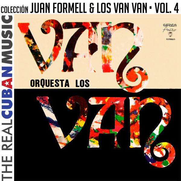 Juan Formell - Colección Juan Formell y Los Van Van, Vol. IV