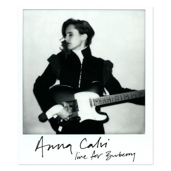 Anna Calvi - Live For Burberry
