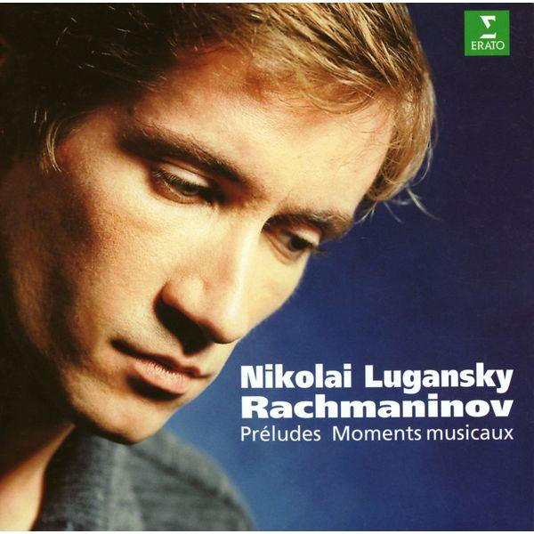 Nikolai Lugansky - Rachmaninov : 6 moments musicaux Op.16