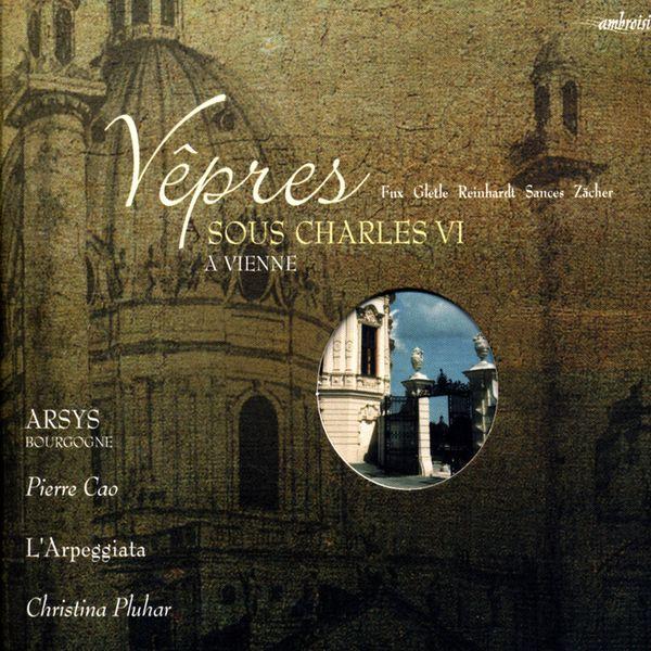 Arsys Bourgogne|Vêpres sous Charles VI à Vienne