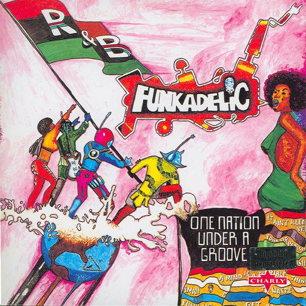Funkadelic - One Nation Under A Groove (UK)