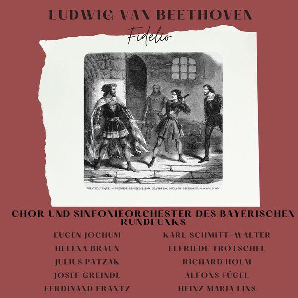 Eugen Jochum - Beethoven : Fidelio