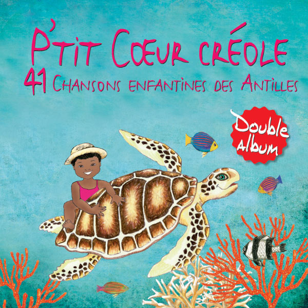 Magguy Faraux|41 chansons enfantines des Antilles