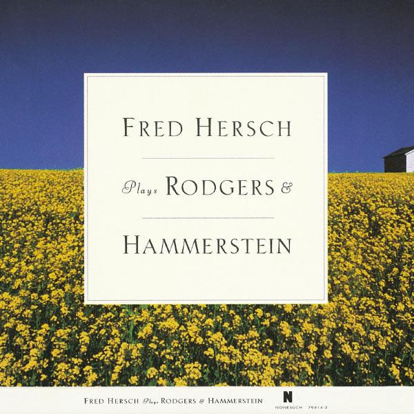 Fred Hersch - Fred Hersch Plays Rodgers & Hammerstein
