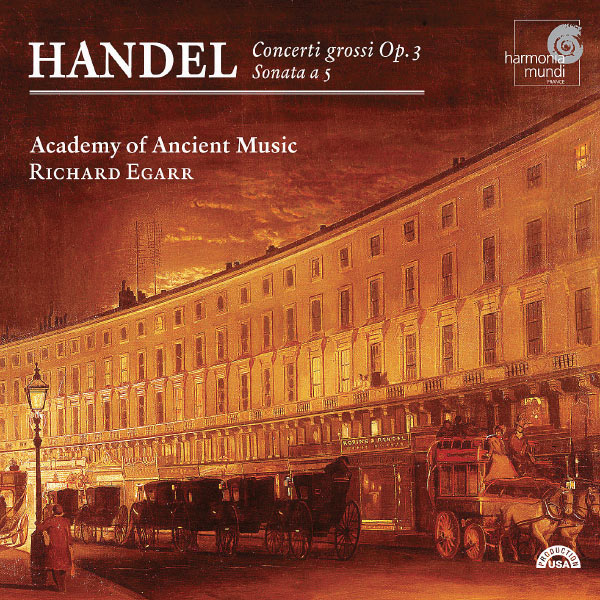 Richard Egarr - Concerti grossi Op.3, Sonata a5