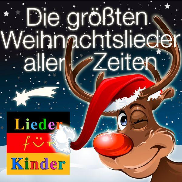 Maxi Milian - Lieder für Kinder: Die größten Weihnachtslieder aller Zeiten für Weihnachten