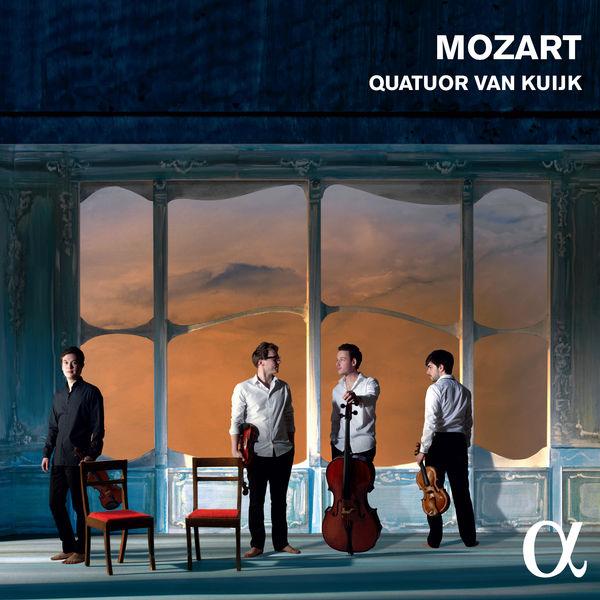 Quatuor Van Kuijk - Mozart : String Quartets KV 428, 465, 136