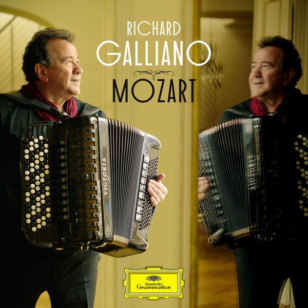 Richard Galliano - Mozart