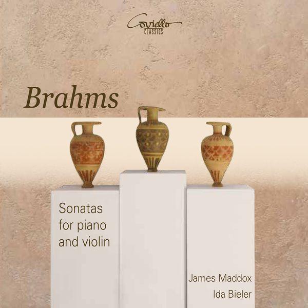 Ida Bieler - Brahms: Violin Sonatas Nos. 1-3