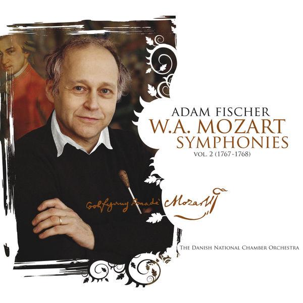 Adam Fischer - Symphonies (Volume 2)