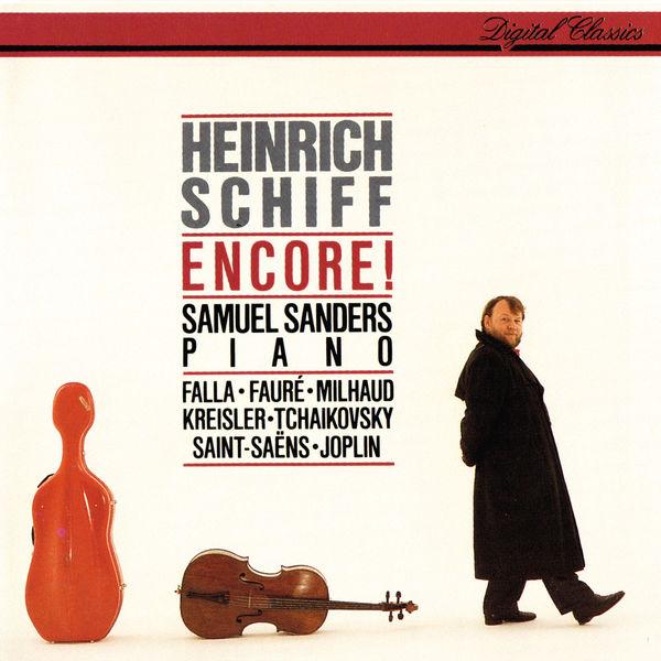 Heinrich Schiff - Encore!