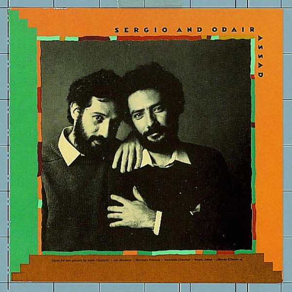 Sergio & Odair Assad - Latin American Music For Two Guitars
