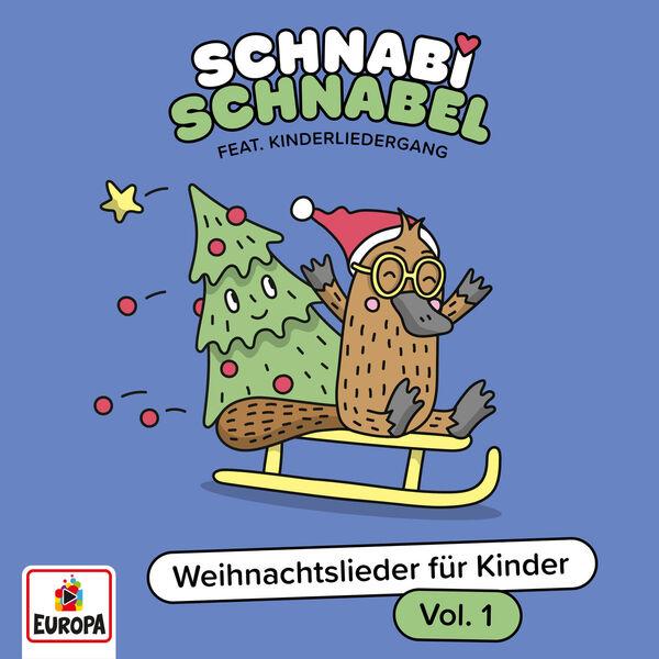 Lena, Felix & die Kita-Kids - Kinderliederzug - Die 22 besten deutschen Weihnachtslieder
