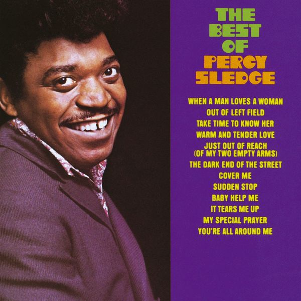 Percy Sledge - The Best Of Percy Sledge