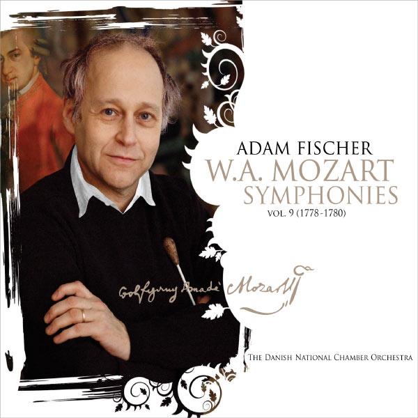 Adam Fischer - Mozart: Symphonies, Vol. 9