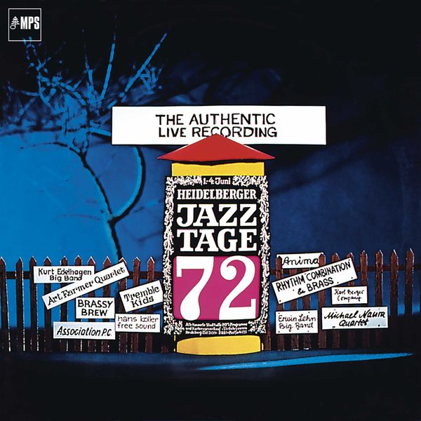 Various Artists - Heidelberger Jazz Tage 72 (The Authentic Live Recording)