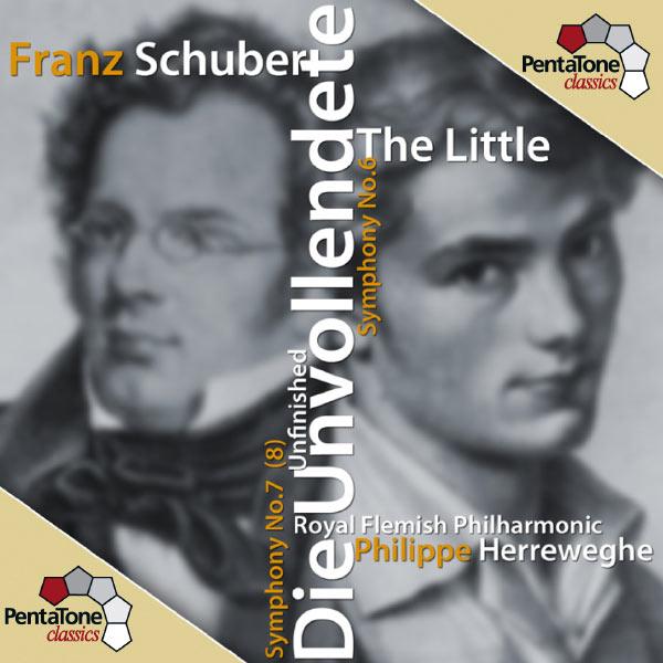 Philippe Herreweghe - Schubert: Symphonies Nos. 6 & 7 (8)
