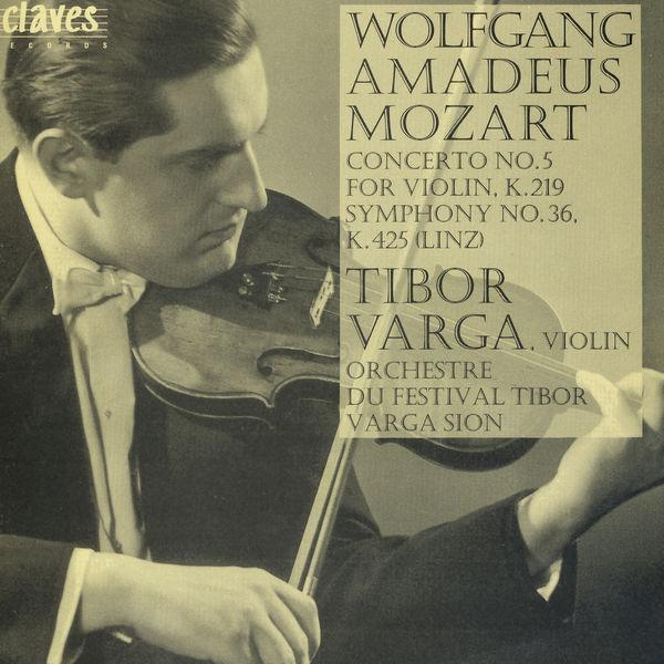 Wolfgang Amadeus Mozart|The Tibor Varga Collection (Volume 2)