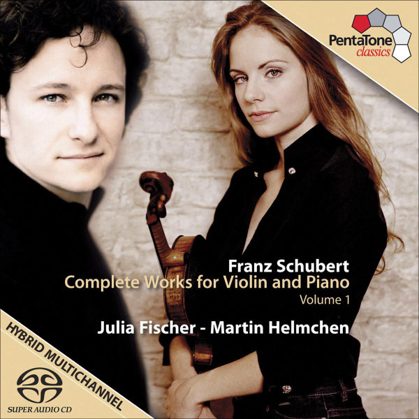 Julia Fischer - Schubert, F.: Violin and Piano Music (Complete), Vol. 1