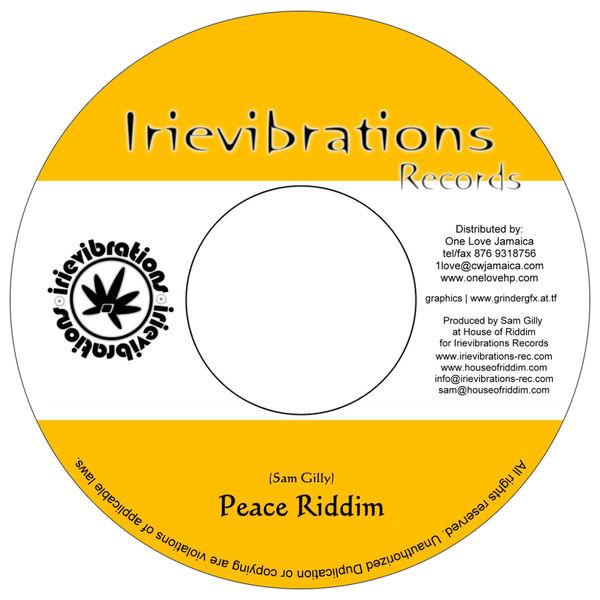 Various Artists - Irievibrations: Peace Riddim Selection