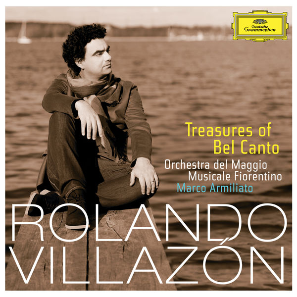 Rolando Villazon - Treasures Of Bel Canto
