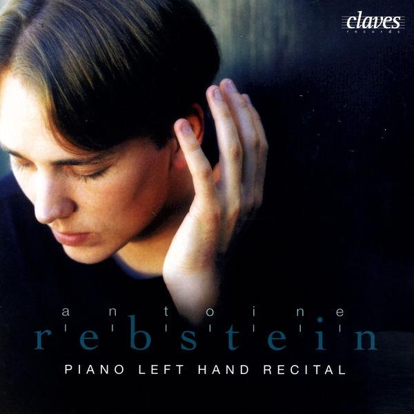 Johann Sebastian Bach - Récital de piano pour la main gauche