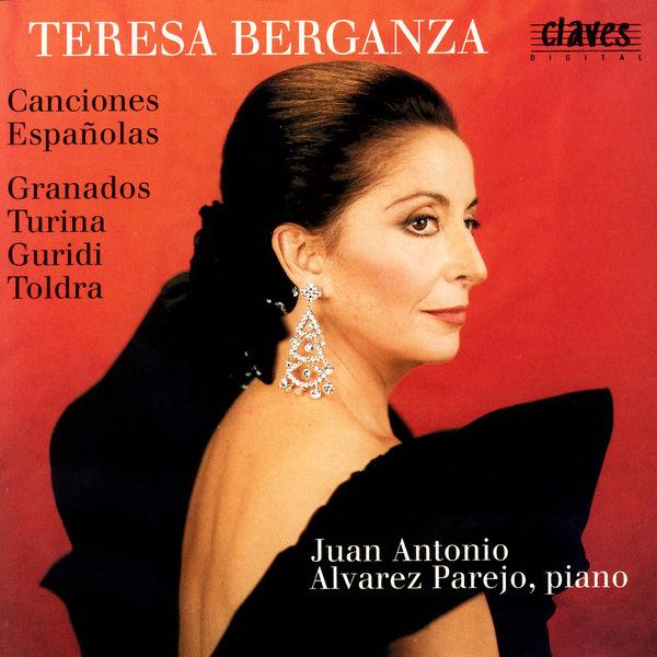 Enrique Granados - Canciones españolas (Granados, Turina, Guridi, Toldra)