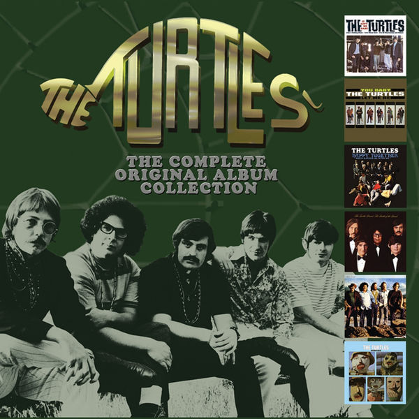 The Turtles - The Complete Original Albums Collection