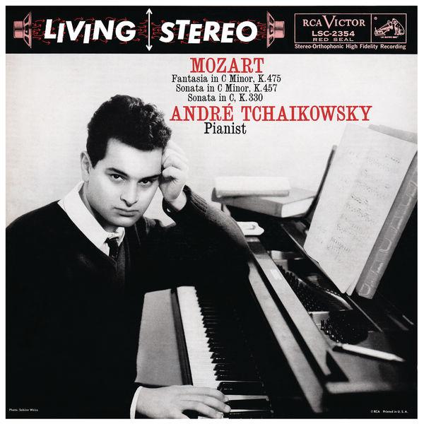 André Tchaikowsky - André Tchaikowsky Plays Mozart