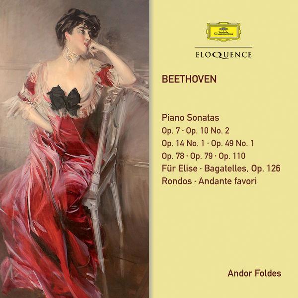 Andor Foldes - Beethoven: Piano Sonatas & Variations