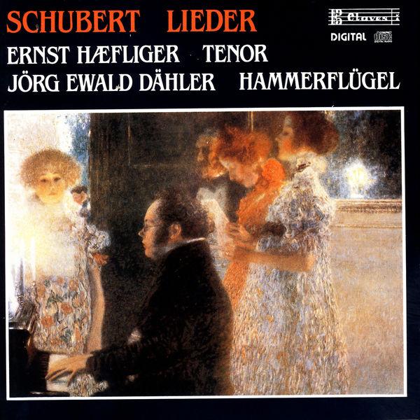 Ernst Haefliger - 23 Mélodies