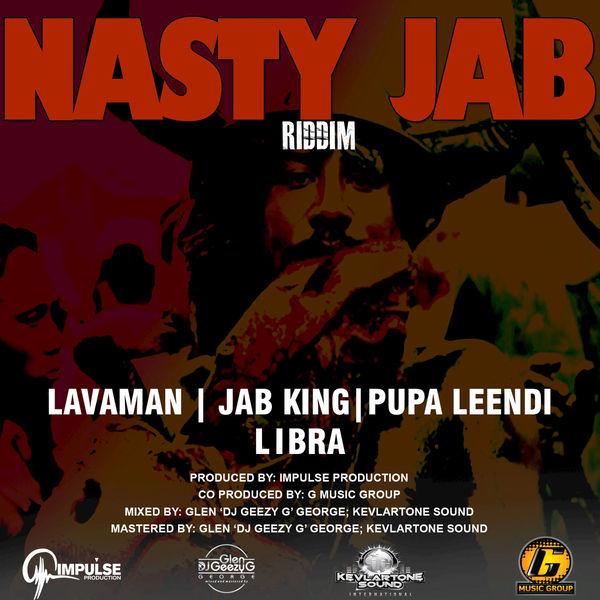 Various Artists - Nasty Jab Riddim
