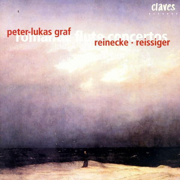 Peter-Lukas Graf - Romantic Flute Concertos