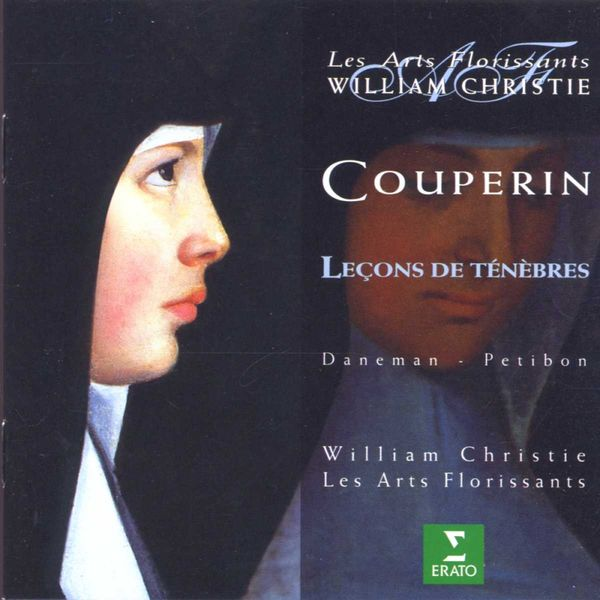 William Christie - Couperin : Leçons de Ténèbres