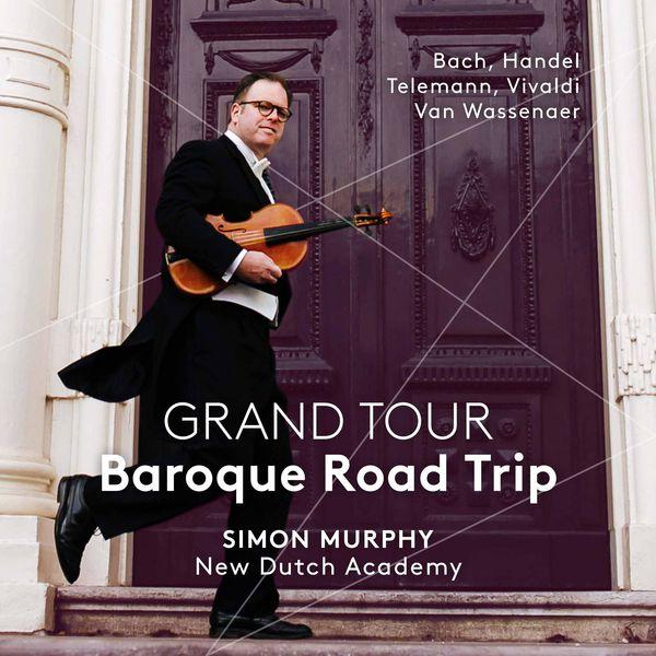 Myrsini Margariti - Grand Tour: Baroque Road Trip
