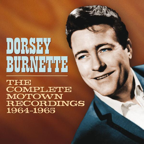 Dorsey Burnette - The Complete Motown Recordings 1964-1965