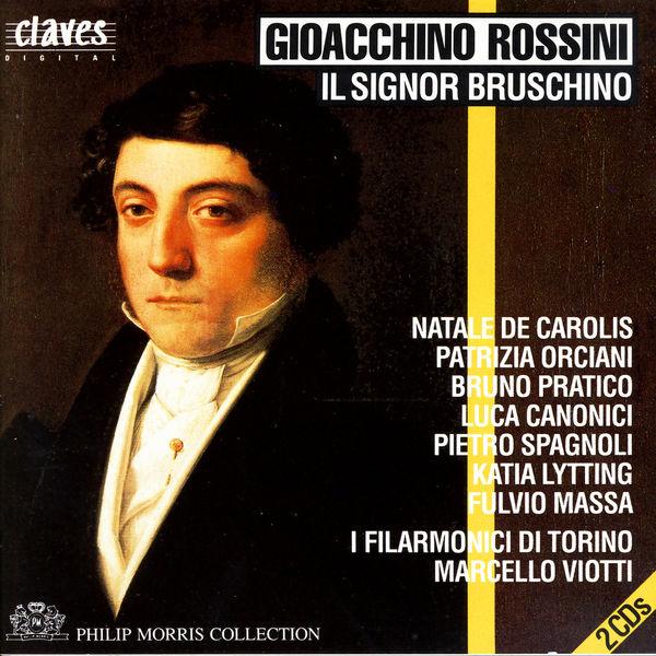 Marcello Viotti - Il Signor Bruschino (Intégrale)
