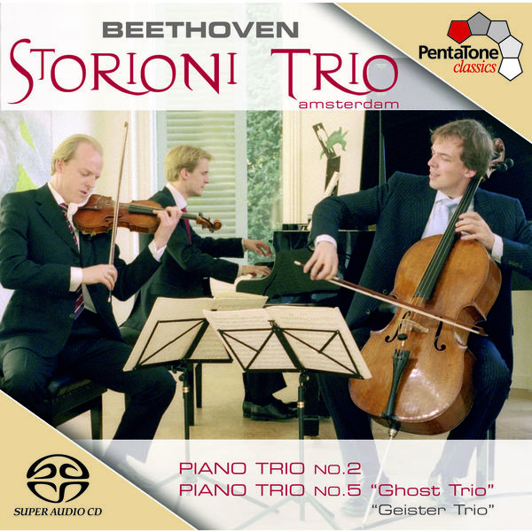 Storioni Trio - Trios avec piano n°2 & 5