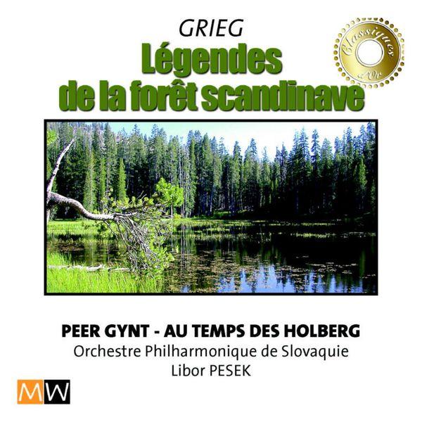 Slovak Philharmonic Orchestra Peer gynt - au temps des holberg