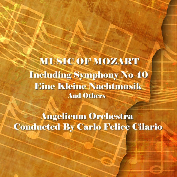 Angelicum Orchestra - Music Of Mozart