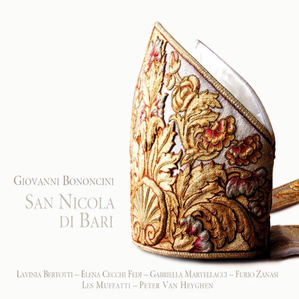 Peter Van Heyghen - Bononcini: San Nicola di Bari