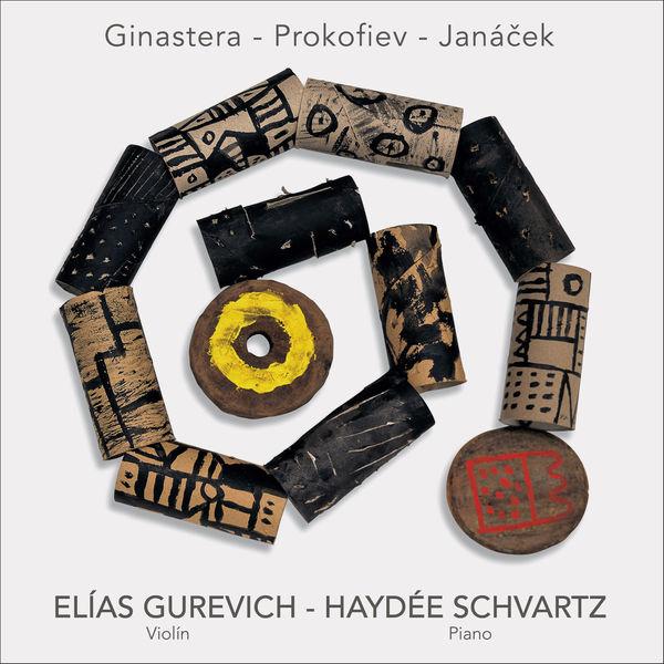 Alberto Ginastera - Ginastera - Prokofiev - Janáček (Manos A La Obra)