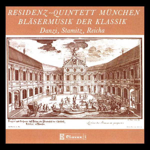Franz Danzi - Bläsermusik Der Klassik