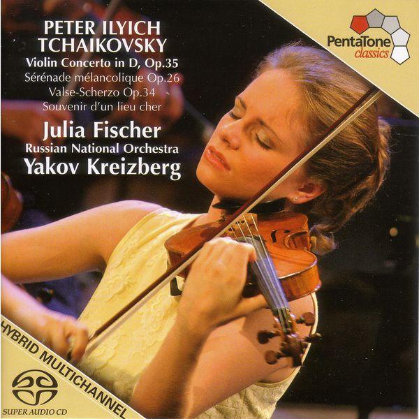 Julia Fischer - Tchaikovsky : Violin Concerto & Other Violin Works
