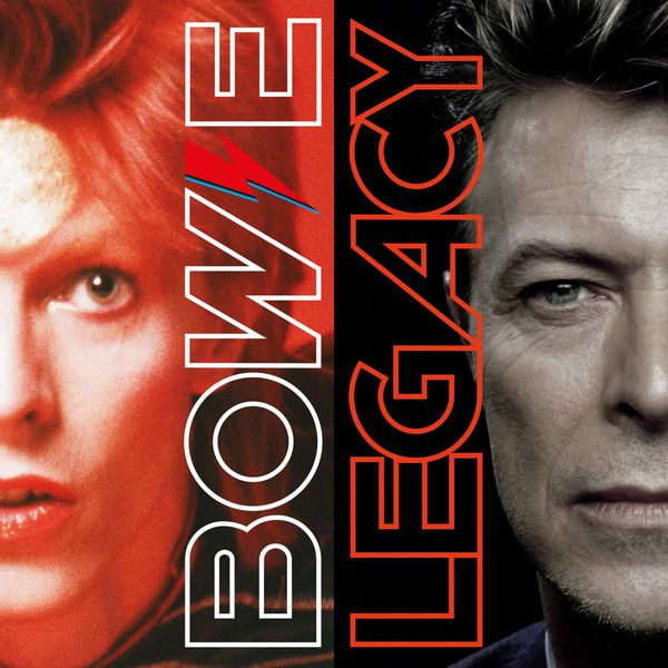 David Bowie - Legacy (The Very Best Of David Bowie) [Deluxe]