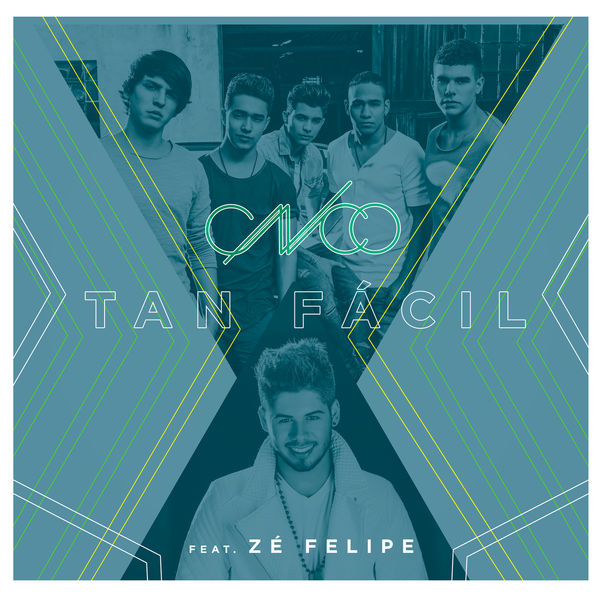 CNCO - Tan Fácil (Spanish-Portuguese Version)