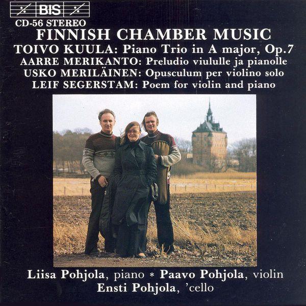 Liisa Pohjola - KUULA / MERIKANTO: Finnish Chamber Music