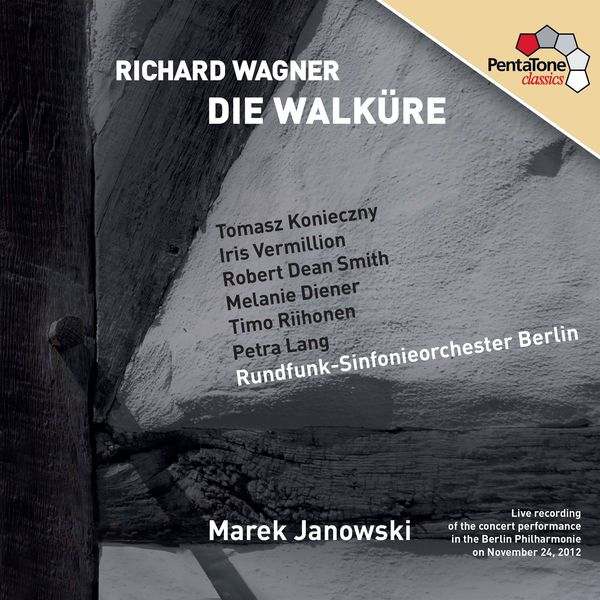 Marek Janowski - Richard Wagner : Die Walküre