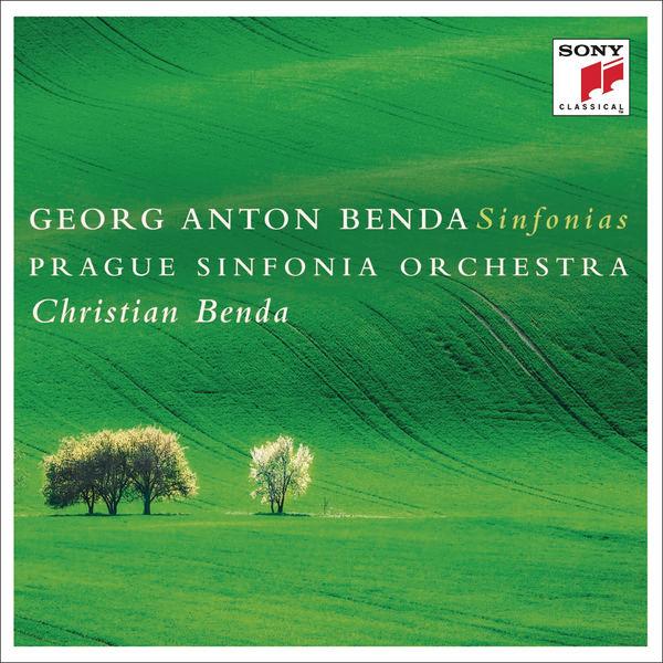 Prague Sinfonia Orchestra - Georg Anton Benda: Sinfonias