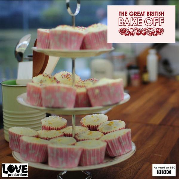 Tom Howe - Great British Bake Off